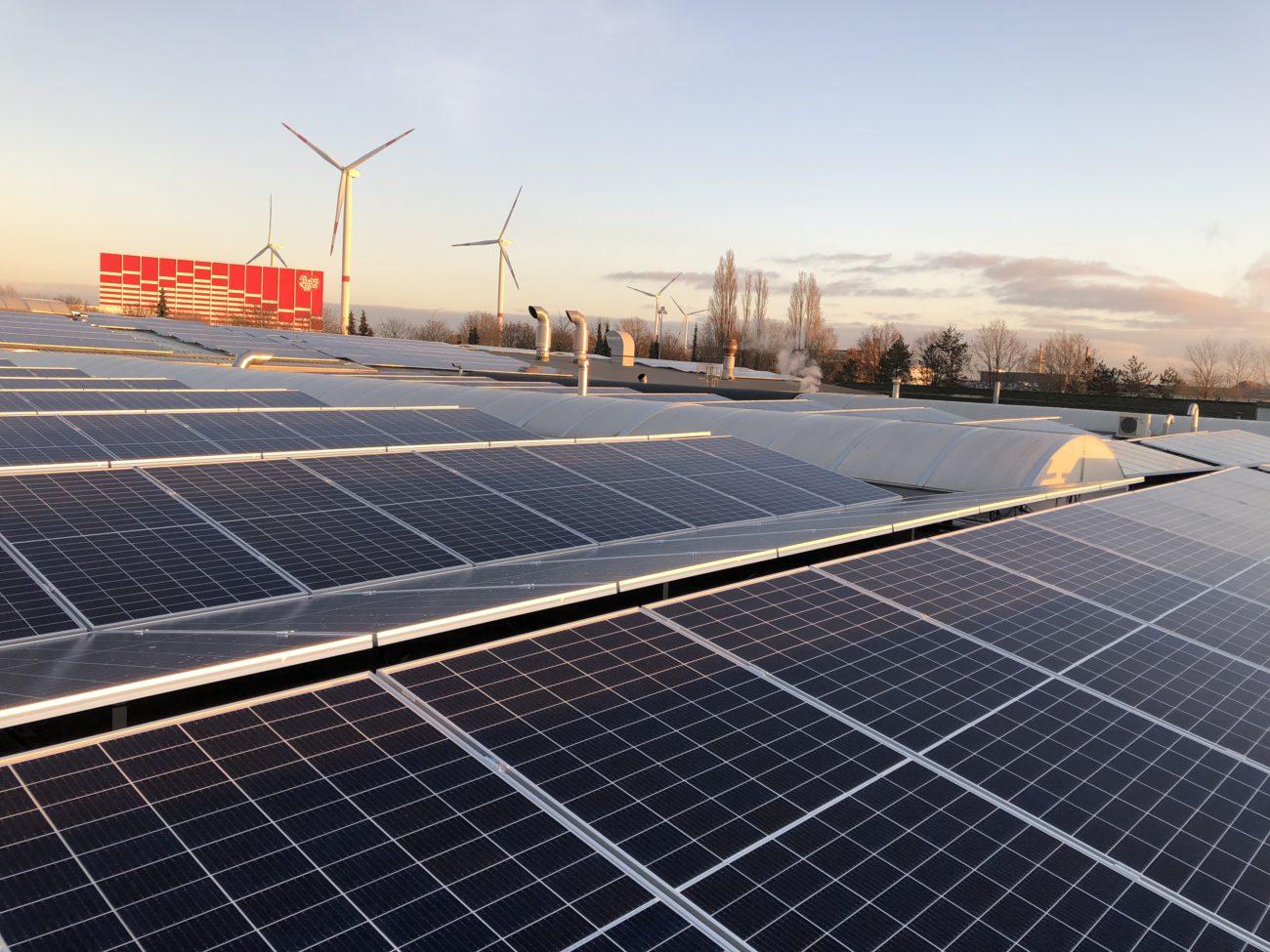 Solar Pannels Project